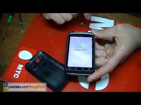 HTC with sense сброс графического ключа