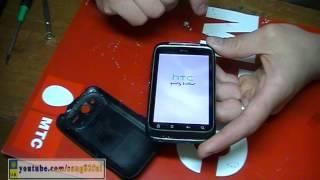 видео HTC Radar c110e - Телефон с секретом