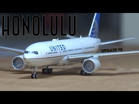 [Homemade] 1/400 Daniel K. Inouye Honolulu International Airport | Update #8