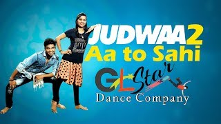 Aa to Sahi Judwaa 2  Dance Choreography - By Sourab Sharma