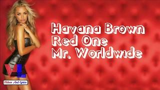 Havana Brown - We Run The Night - Remix (Lyrics) ft. Pitbull