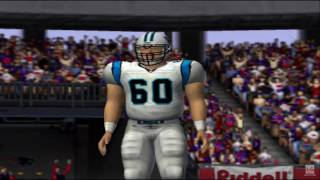 Madden NFL 2004 PS2 Gameplay HD