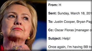 BREAKING: RECOVERED SERVER EMAIL INDICATES HILLARY MAY HAVE COMMITTED PERJURY