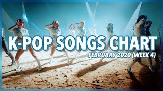 Baixar (TOP 100) K-Pop Songs Chart | February 2020 (Week 4)
