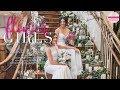 Sacramento Wedding Inspiration: Flower Girls {The Layout} as seen in Summer/Fall 2018