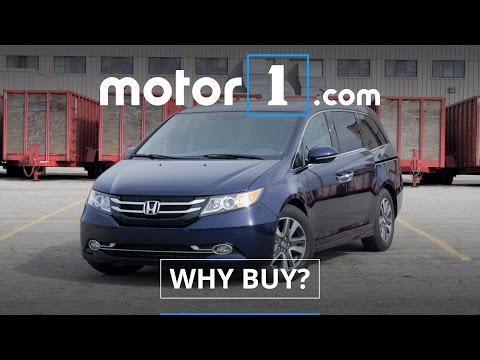 Why Buy? | 2017 Honda Odyssey Review