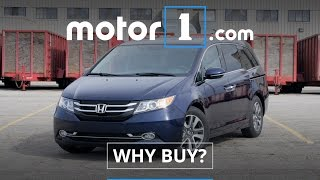 Why Buy? | 2017 Honda Odyssey Review