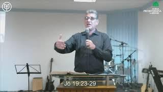 Jó 19:23-29 | Rev. Flauber Ribeiro