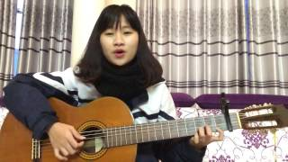 Xa mẹ con sống sao- cover by Minh Anh