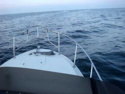 Bodega bay salmon fishing skipjack 28 flybridge youtube for Bodega bay fishing reports