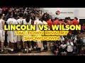 TAC Town Rivalry  SHOWDOWN Close Game Get's INTENSE | Wilson Vs. Lincoln Abes
