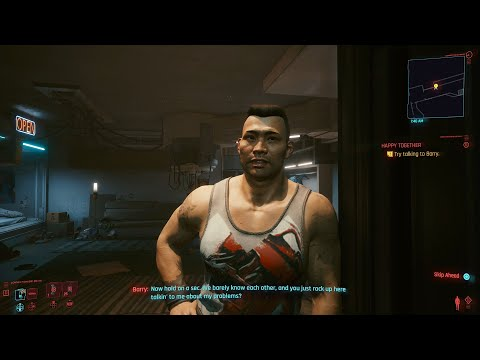 Cyberpunk 2077 Happy Together Side Job Walkthrough – How to not Fail & Find Andrew's Niche Location