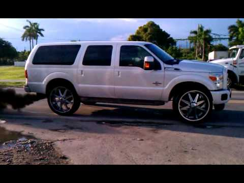 Ford excursion  YouTube