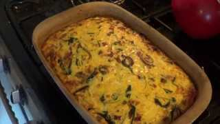 Cfrg - Gluten And Dairy Free Breakfast Casserole