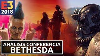 Análisis Conferencia Bethesda - E3 2018 | 3GB