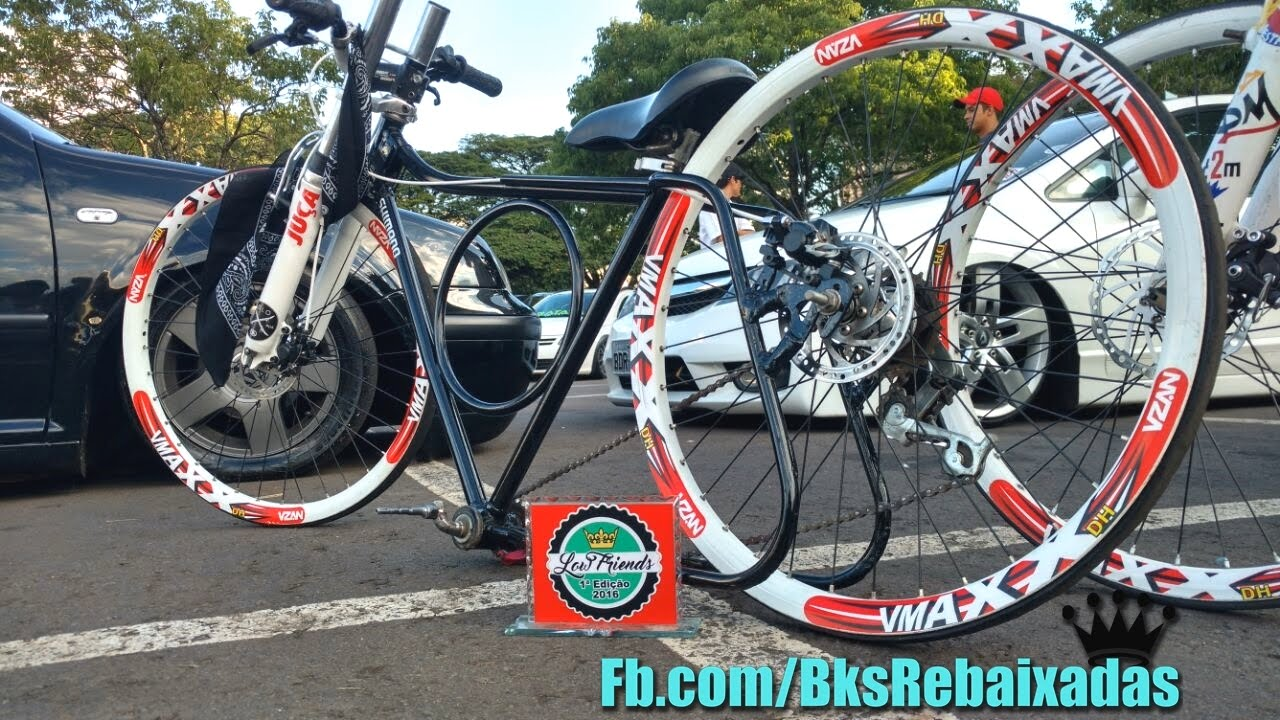 As Mais Top Barra Circular Bikes Rebaixadas Youtube