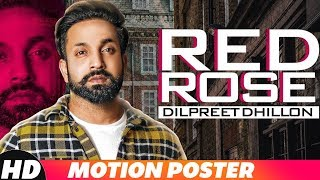 Motion Poster | Red Rose | Dilprret Dhillon | Releasing On 14 Nov 2018 | Speed Records