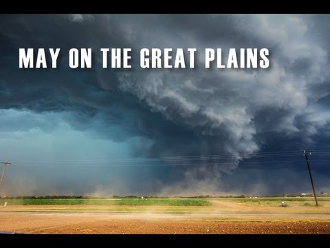May on the Great Plains