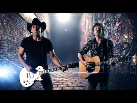 Lee Kernaghan & Dierks Bentley - Scars - Official Music Video