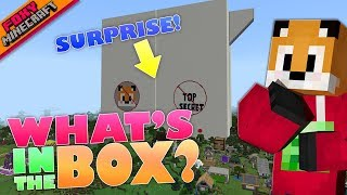 What's in the Box? | Foxy's Bedrock Realm [89] | Minecraft Bedrock Edition