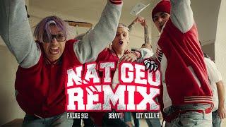 Falke 912, Bhavi Ft. LIT Killah - Nat Geo Remix [Video Oficial]