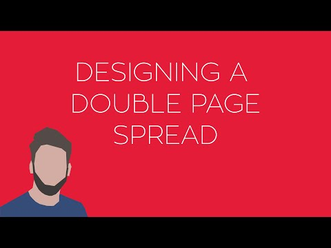 Designing A Double Page Spread