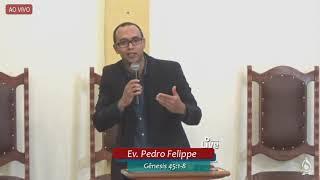 A Soberania de Deus na Família | Ev. Pedro Felippe [1IPJF]