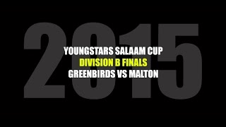 2015 Youngstars Salaam Cup: Division B Finals