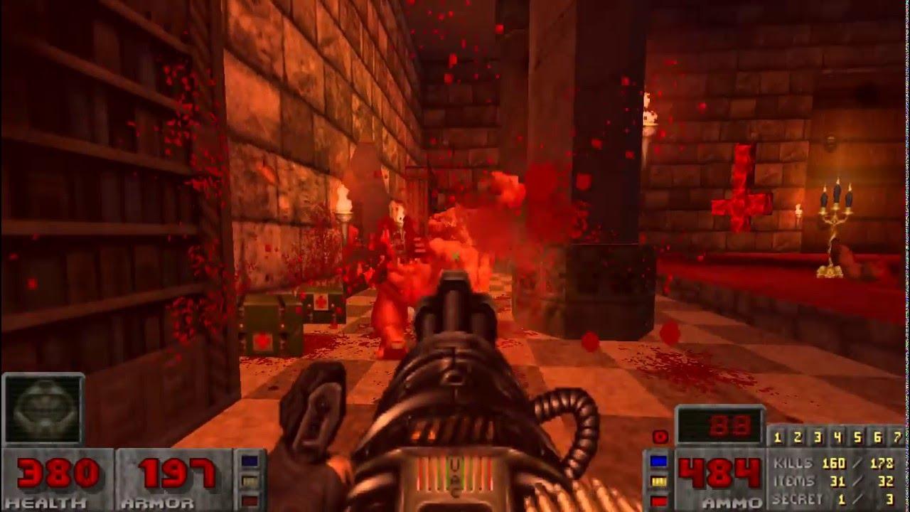 Brutal Doom Project Brutality + Hell on Earth Starter pack (Part 8)