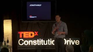 Fitness & Making the Most of Your Time: Jonathan Ly at TEDxConstitutionDrive