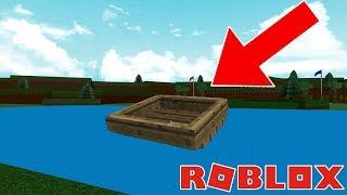 Roblox EDIFICIO UN MINECRAFT BOAT! Construir un barco para el tesoro DESAFÍO! FT AsfJerome Sitemusic88!