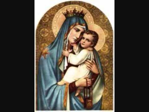 'Ave Maria, gratia plena' - Gregorian Chant.wmv