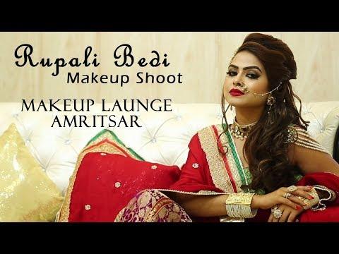 Rupali Bedi Beauty Parlor Video | Makeup Launge | Fusion Pro Media Works