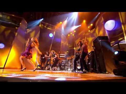 Beyonce Deja Vu Live At Saturday Night Takeaway 23 09 06