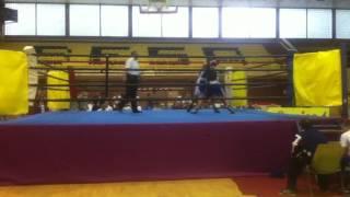 Violant Sylejmani vs Kosova Boxer 2015 Round 1