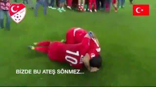 Serdar Ortaç - Bitti demeden Bitmez Milli Takım şarkısı  Euro 2016 | NALÇACI TV