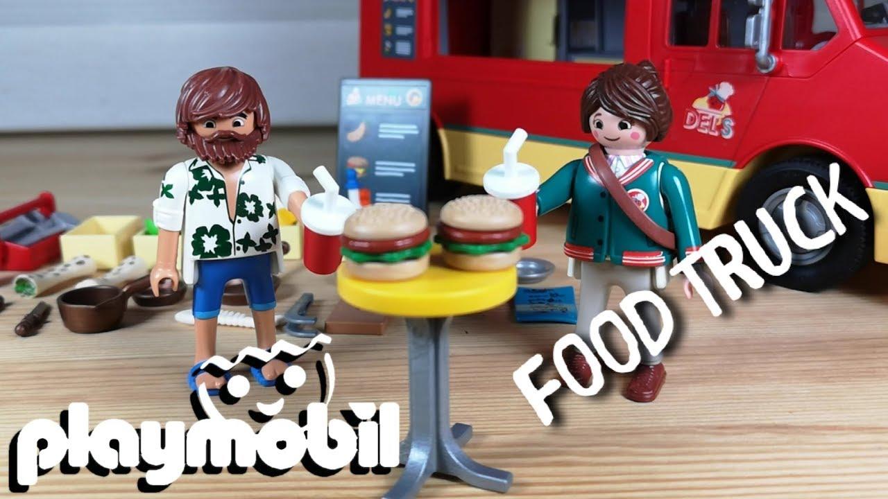 playmobil food