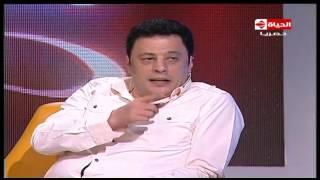 «نكتة» كوميدية جدًا من عمرو عبدالجليل على الهواء (فيديو)