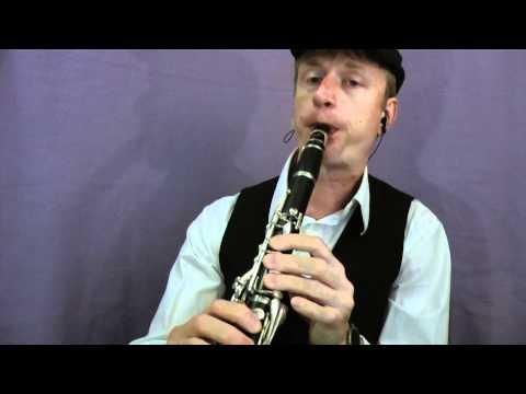 Sherale Klezmer Clarinet
