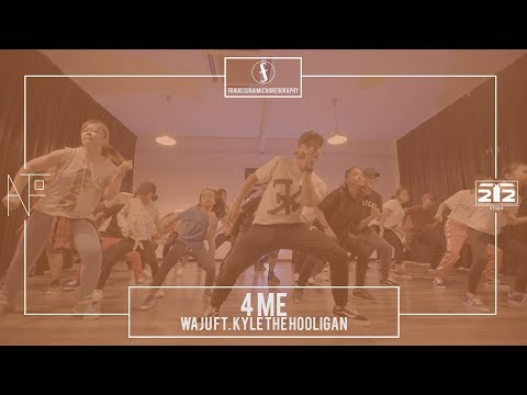 4 Me - Waju ft. Kyle The Hooligan | Beginner Class | Faruq Suhaimi Choreography