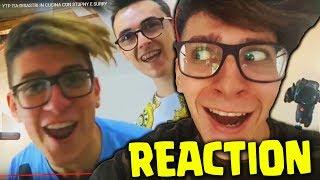 ST3PNY REACTION: VI DO IL MIO NUMERO!! IN CUCINA CON SURRY!! (YTP Video)