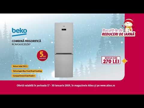 Combină frigorifică NeoFrost BEKO | Reduceri de iarnă