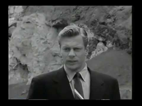 It Conquered The World  Peter Graves' Moving Speech