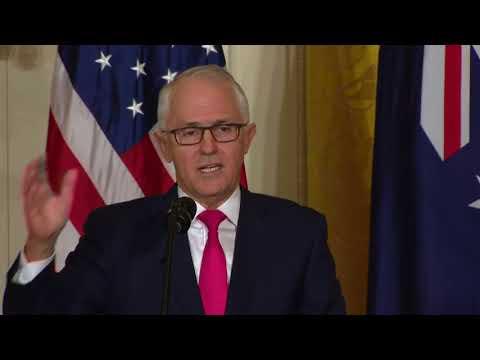 Australia's 'gun control very different to the US': MalcolmTurnbull