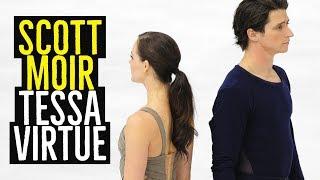 Scott Moir + Tessa Virtue - Need You |HD|