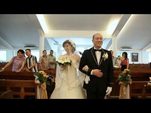 The Wedding of Rony & Lily ~ [3] Holy Matrimony