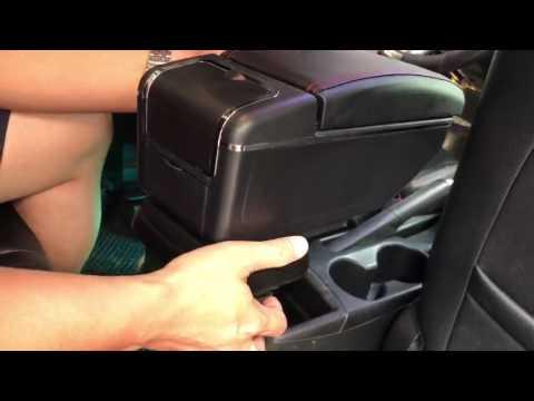 Mazda Cx 3 >> Mazda 2 & CX-3 Armrest - Lắp đặt / Instalation - YouTube