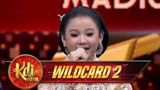 KERENNN!! Niken Adik Sepupunya Edo Jago Nyinden Juga Nih - Gerbang Wildcard 2 (4/8) MP3