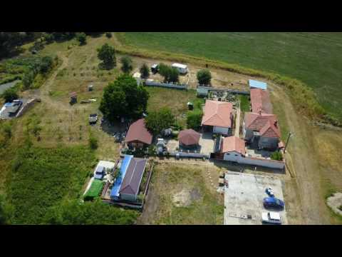 Bulgarian Organic Smallholding DRONE Flight.