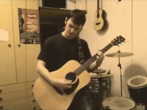 Dont Cry For Me Argentina Acoustic Guitar Solo Youtube